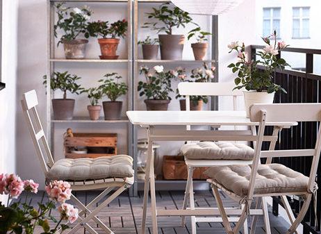 Изготовление и установка мебели для балкона и лоджии