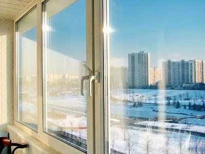 Остекление тёплым энергосберегающим ПВХ-профилем