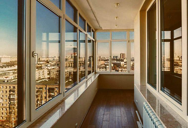 Утепление балконов и лоджий  «под ключ»  за 1 день!