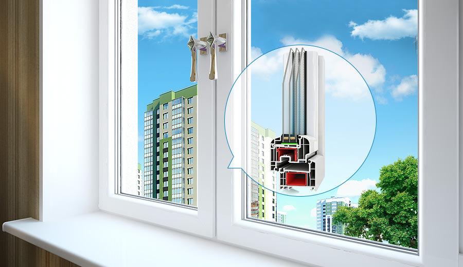 Профиль КБЕ: окна на века!