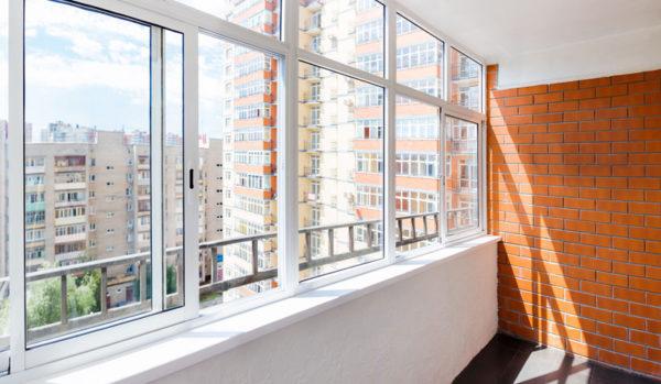 Холодное и Теплое остекление балконов и лоджий алюминиевым профилем ALUTECH