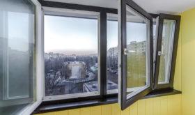 Ламинированные BRUSBOX окна