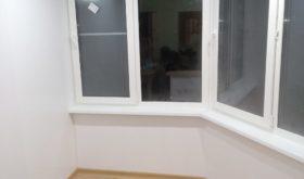 Выполненный проект ПВХ окна